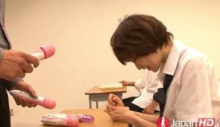 tenåring tynn onani sædsprut facial truser små pupper asiatisk japansk uniform