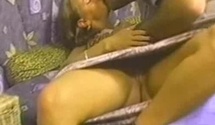 Riding a hot man's dick is all a wicked chick wants to do
