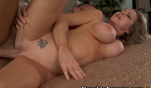 Dyanna Lauren & Mick Blue in My Friends Sexy Mom