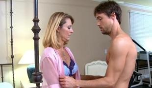 Brenda James & Richie in My Friends Hot Mama