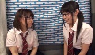 synspunkt hardcore briller trekant ffm asiatisk japansk