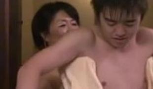 hardcore milf moden hårete asiatisk japansk cunnilingus rett