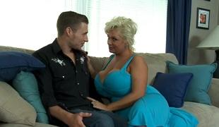 Claudia Marie & Michael Vegas in My Friends Hot Mamma