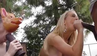 blonde hardcore store pupper pornostjerne blowjob strømper interracial stor kuk hanrei fetish