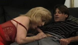 anal blonde store pupper blowjob strømper stor kuk moden titjob ludder lady
