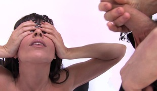 Dana gets booty screwed by large dick Owen for the first time