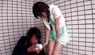 Facefucked petite japanese spunked in the mouth