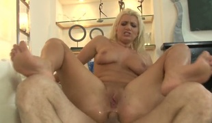 John Rock hard fucks Layla Price in her mouth as hard as possible in oral action before she receives fucked in her booty