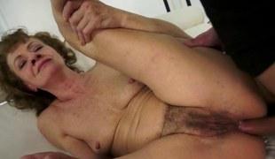 anal moden hårete puling gammel og ung