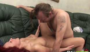 Handicapped Missionary Large Boobs Redhead Fucking