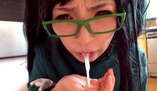 synspunkt hardcore store pupper blowjob høyskole hårete japansk svelge rett