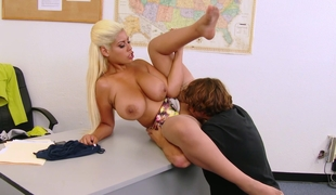 Yon acquire her panties, he has to fuck her!