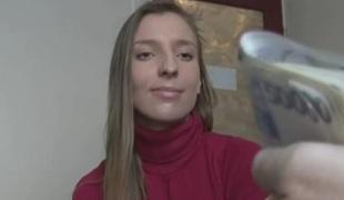 tsjekkisk amatør virkelighet synspunkt tenåring brunette oral blowjob offentlig hjemmelaget