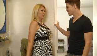 Charlee Follow & Bruce Venture in My Allies Hot Mom