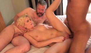blowjob interracial hanrei puling sucking