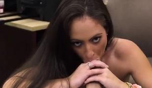 virkelighet brunette blowjob sædsprut facial offentlig handjob