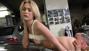 blonde hardcore blowjob ass stor kuk gammel og ung
