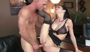 Johnny Sins loves fuck hungry Veronica Avluvs excellent body and copulates her face hole as hard as possible