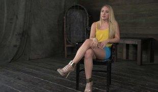 Horny Matt Williams knows that this blonde merits a Sadomasochism treatment