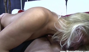 ###l Boy Fucks Mature Blonde Babe After Getting Caught Spying