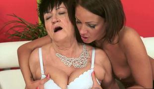 Nia Black And Anastasia Tempting To Sin