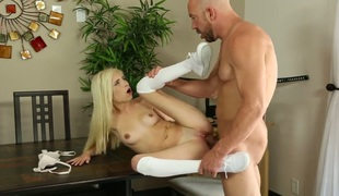 Will Powers has fantastic oral sex with Piper Perri