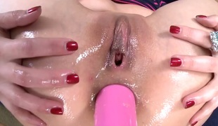 Casey Calvert knows no limits when it comes to blowing her fuck buddys rod
