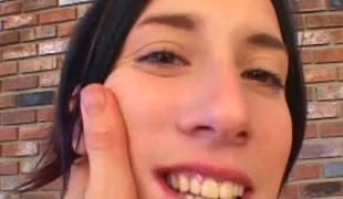 barbert brunette anal hardcore dobbel penetrasjon deepthroat pornostjerne fingring trekant nærhet