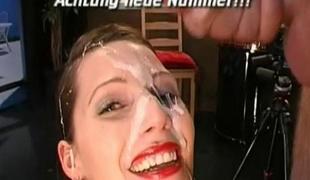 sædsprut facial bukkake