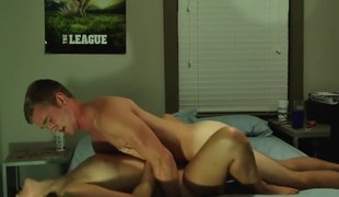 Giselle & Matt - College Dilettante Couple Passionately Fucks